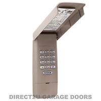 Liftmaster Garage Door Openers 877max Wireless Keypad