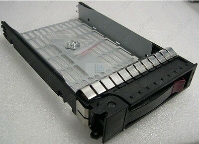 "HP 3.5/"" 373211-002 SATA SAS Tray Caddy ML350 ML370 DL380 G6 G7 373211-001"