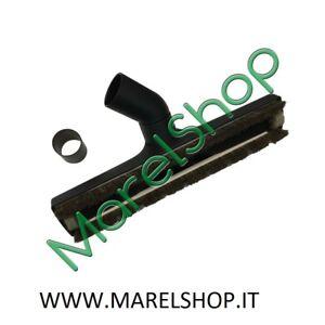 SPAZZOLA-UNIVERSALE-PARQUET-2-RACCORDI-35mm-32mm-ASPIRAPOLVERE-HOOVER-ROWENTA