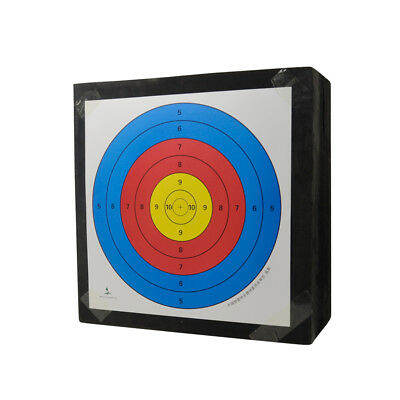 EVA Circle Target 3D Block Stand For Archery Bow Crossbow Arrows Shooting Newest