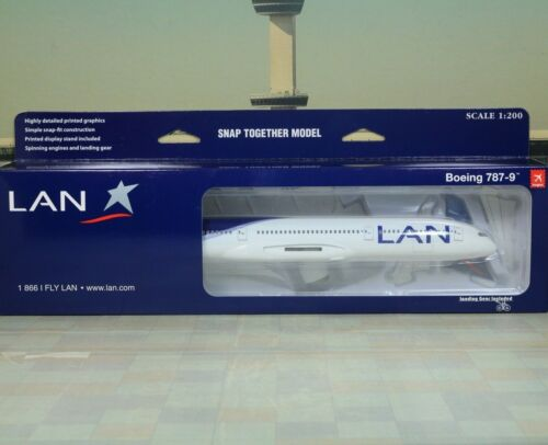 Hogan LAN New Color Boeing B787-9 1/200