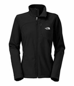 Veste-softshell-Apex-Bionic-Jacket-Femme-The-North-Face-noire-taille-XS