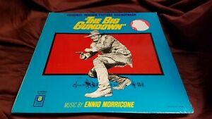 THE BIG GUNDOWN RARE SEALED! 1968 SOUNDTRACK LP -  - ENNIO MORRICONE NEW!