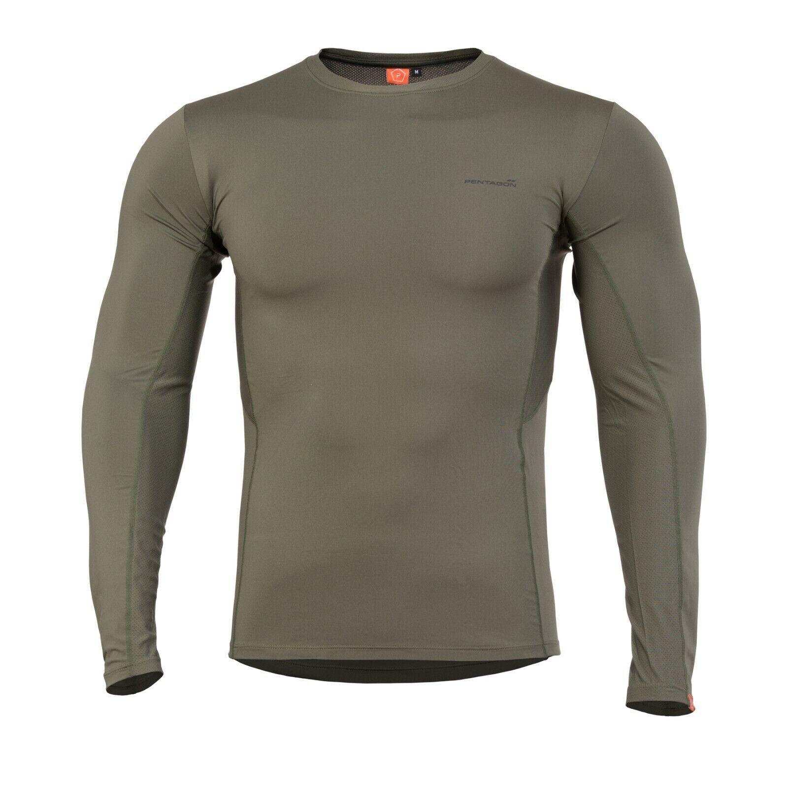 Pentagon Trikot T-Shirt Herren Herren Herren Shirt Sport Training Apollo Activity  | Mode-Muster  986025