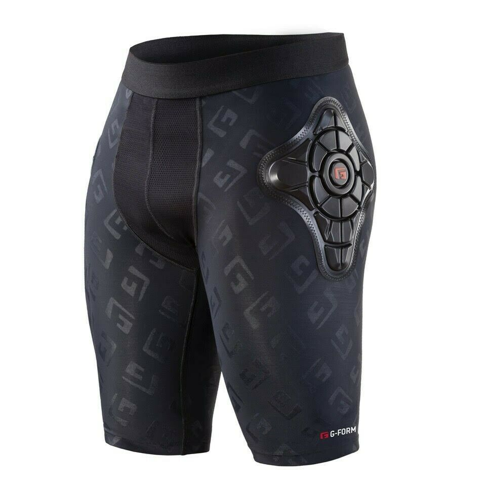 GForm Shorts PROX Adult MTB BMX DH Prossoection Gear Compression ALL DimensioneS 2019