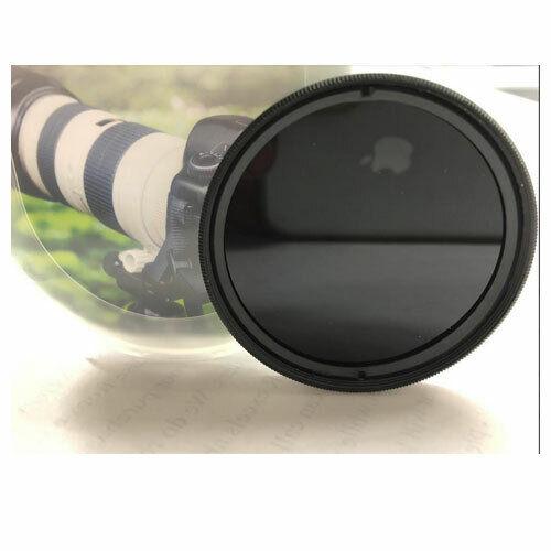 52mm ND1000 Filtro Densidad Neutra Densidad Neutra 1000 52 10 18-55mm vidrio óptico de parada EE UU.