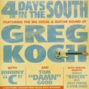 GREG-KOCH-4-DAYS-IN-THE-SOUTH-CD-NEW