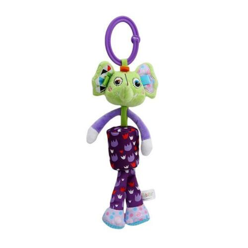 Infant Toys Mobile Baby Plush Bed Wind Chimes Rattles Bell Toy Stroller Q