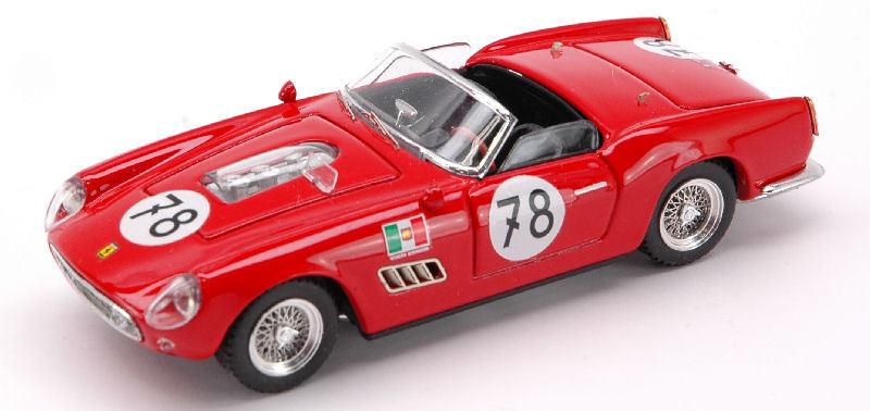 Ferrari 250 california   78 nurbubague 1960 1 43 model 0196 art-model  vente en ligne