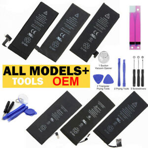 OEM-Replacement-Internal-Battery-For-iPhone-4-4S-5-5C-5S-6-6S-7-8-X-Plus-Tools