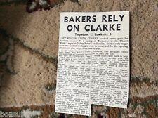 k1-6 ephemera 1966 football report torpedoes 1 bowketts 9 clarke moyse