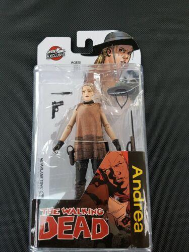 THE Walking Dead SKYBOUND esclusivo Andrea Mcfarlane Toys Action Figure