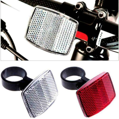 1Set Road Cycle Bicycle Reflector Light Reflective Hot Strips Stick Front R Y7W7
