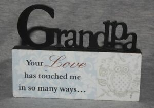 Inspirational-Grandpa-Grandfather-Granddad-Pop-Poppy-Love-Desk-Sign-Plaque-B