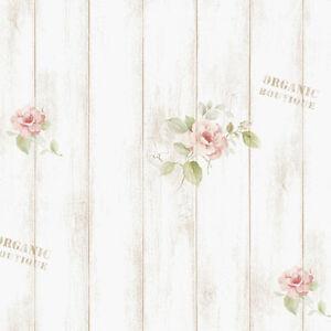 contact paper whiterwash wood panel self adhesive wallpaper shabby rh ebay co uk shabby chic wall paper borders shabby chic wallpaper ebay