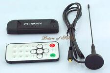 DVB-T USB TV FM+DAB Radio Tuner Receiver Stick Realtek RTL2832U+R820T MCX Input