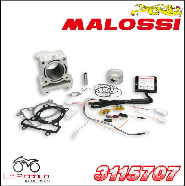 3115707 Malossi Grupo Térmico I-Tech 4T Ø 63 Yamaha Xenter 150 Es Decir, 4T LC