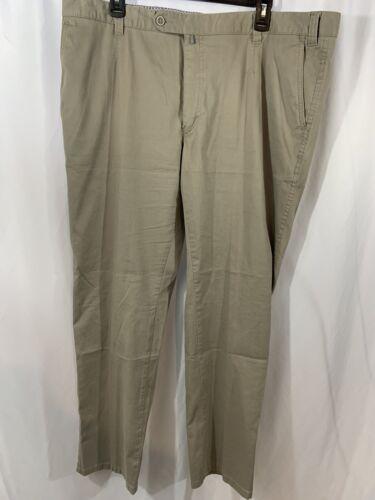 Men's Marcello Marabotti Khaki Pants Size 42 Germa