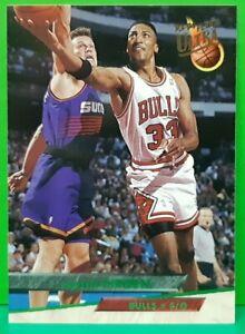 Scottie Pippen regular card 1993-94 Fleer Ultra #34
