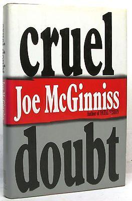 Cruel Doubt: (Signed): Joe McGinniss