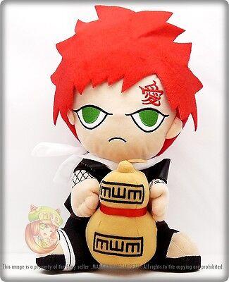 "Gaara Plush 13""/32cm Naruto Gaara plush mascot High Quality-Low Price UK STOCK"