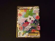 SHAYMIN-EX RARE FULL ART HOLOFOIL RC21/RC25 RADIANT COLLECTION POKEMON CARD NM/M