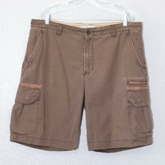 Quick Silver Edition Cargo Shorts for Men Size 38