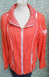 Beate 20 Gr 44 Orange Heymann 2 Damen Jacke 3 Streetcouture Damenjacke wpwEq1Or