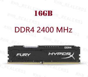 4GB-8GB-16GB-DDR4-2133-2400-2666MHz-For-HyperX-FURY-DIMM-Desktop-RAM-Memory-Lot