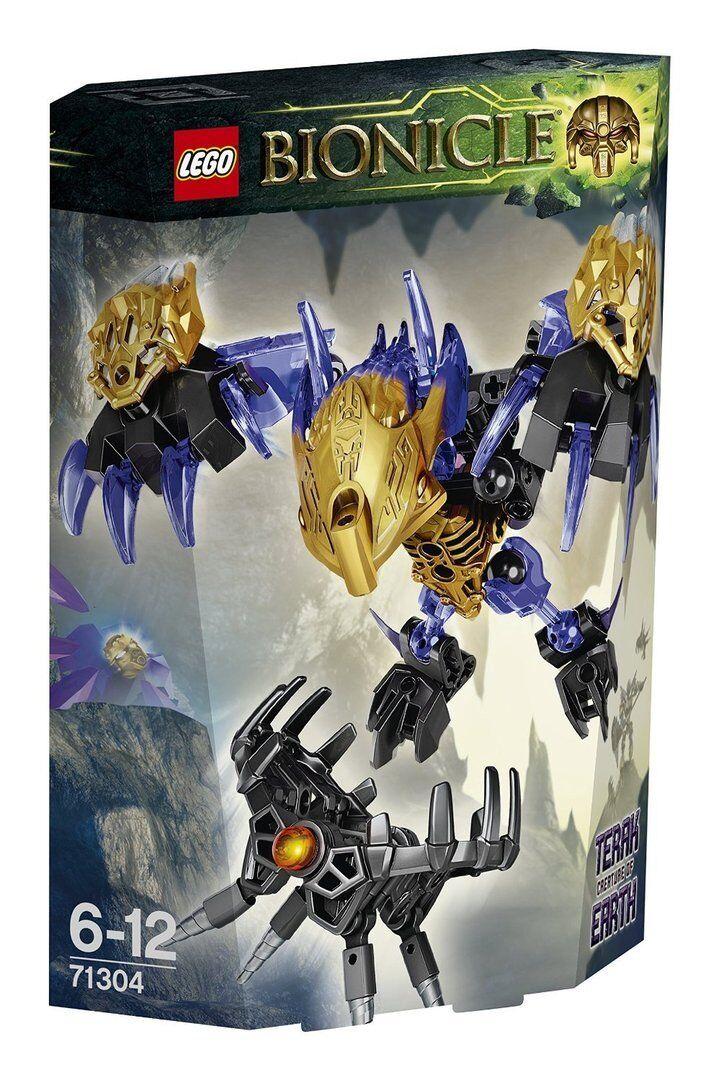 Lego 71304 - BIONICLE - Terak: Criatura de la tierra - NUEVO
