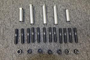 1968-71-Big-Block-C-Body-Exhaust-Manifold-Fastener-Kit-HP-BB-383-440-Studs-Nuts