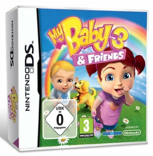My Baby 3 & Friends - [DS]