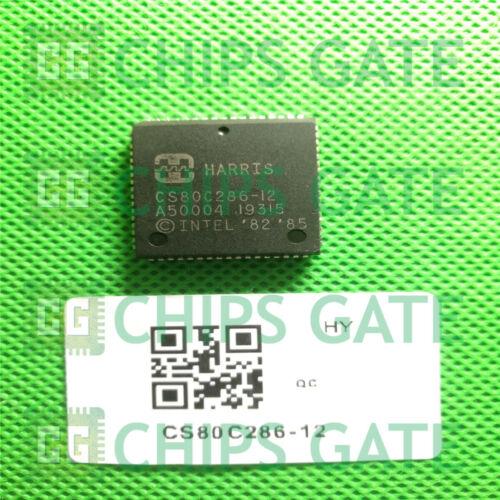 PLCC68 1PCS NEW CS80C286-12 HAR 95