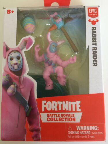 Fortnite Battle Royale Collection RABBIT RAIDER Limited Edition Mini Figure NEW
