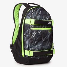 "NWT NIKE SB Embarca Brasilia Auralux 17"" Laptop Student Prime Team Backpack BkV"