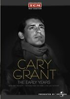 Cary Grant The Early Years 3 Discs 3 Movies Sealed Bw + Tracking