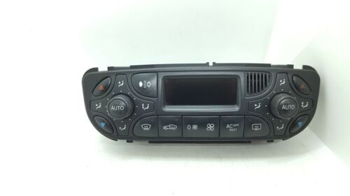 Mercedes-Benz W203 S203 W209 Climate Control Unit 2098300285 GKR 9140010491