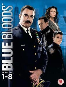 Blue Bloods Complete Seasons Series 1 2 3 4 5 6 7 & 8 DVD Box Set New R4