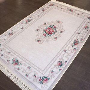 Brillant-Teppich-80-cm-x-150-cm-top-Qualitaet-rutschfest-pflegeleicht