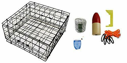 KUFA Vinyl Coated Crab Trap with Crabbing  Accessory Kit (S60+CAM1)  sales online