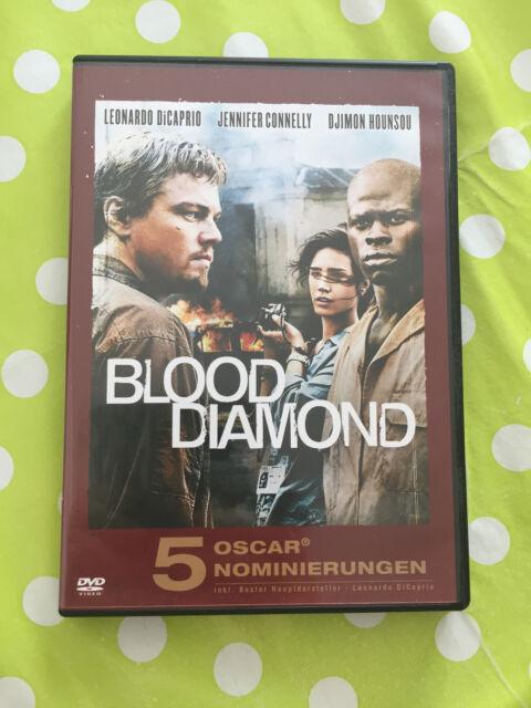 Blood Diamond (2007) - DVD - NEUWERTIG - 5 Oscarnominierungen - 1x gesehen!!!