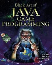 Black Art of Java Game Programming with CDROM, Ries, Eric, Tenitchi, Calin, Fan,