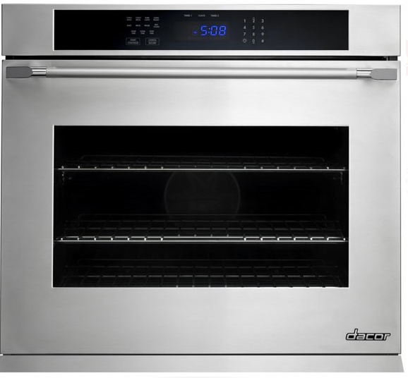 Dacor RNO130S Renaissance 30 Inch Single Electric Wall Oven in Stainless Steel