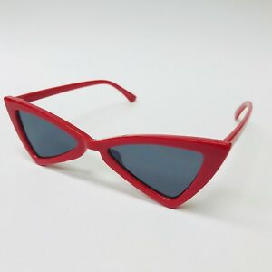 8638ba46cb64e Details about Gafas Lentes Espejuelos y Oculos de Sol De Moda Regalos Small Cat  eye Sunglasses