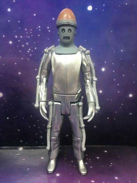 """Doctor Who mondasian 1960 s Cyberman le dixième 10th Planet 5/"""" Classic Figure"""