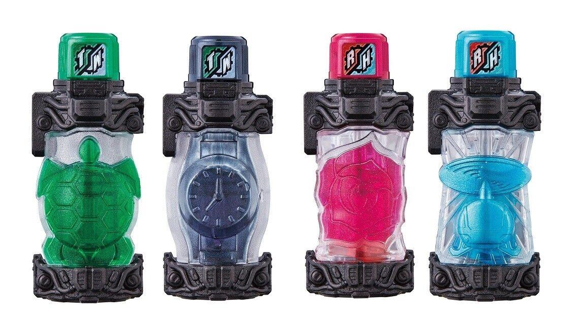 Kamen Rider Build DX Turtle Watch Watch Watch & pink Helicopter Full Bottle set Japan F S 19a80f