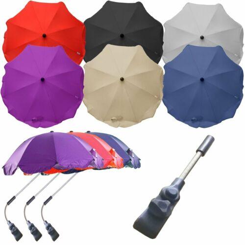 Universal Stroller Buggy Pushchair Prams Sun Shade Parasol Umbrella