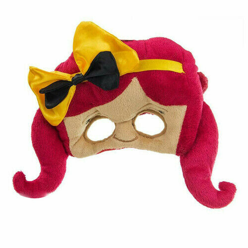 Wiggles Emma Plush Face Mask