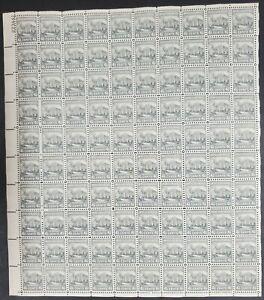 809 White House MNH Sheet CV $42.50