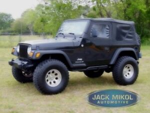 Image Is Loading Combo 97 06 Jeep Wrangler Replacement Soft Top